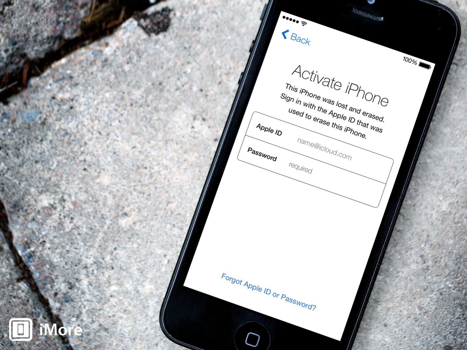 How to turn off find my iphone 6 without icloud password
