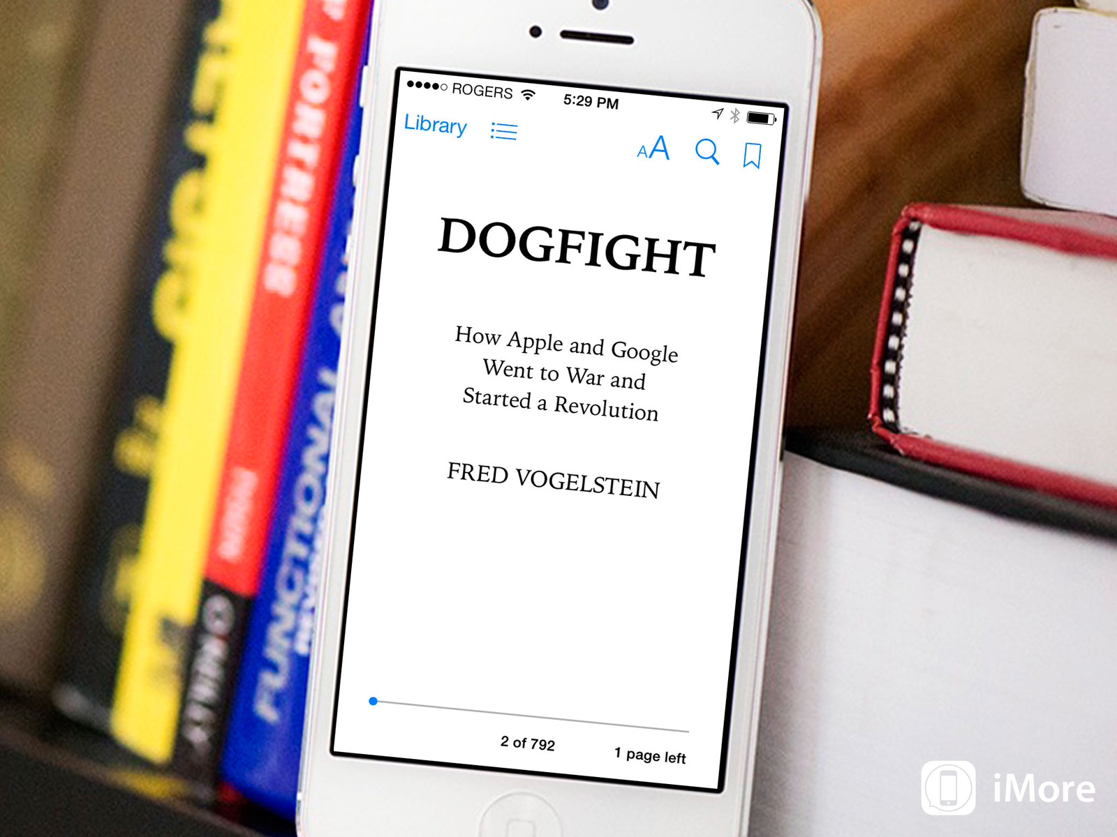 Apple brings out the big guns in ebooks case — economists!