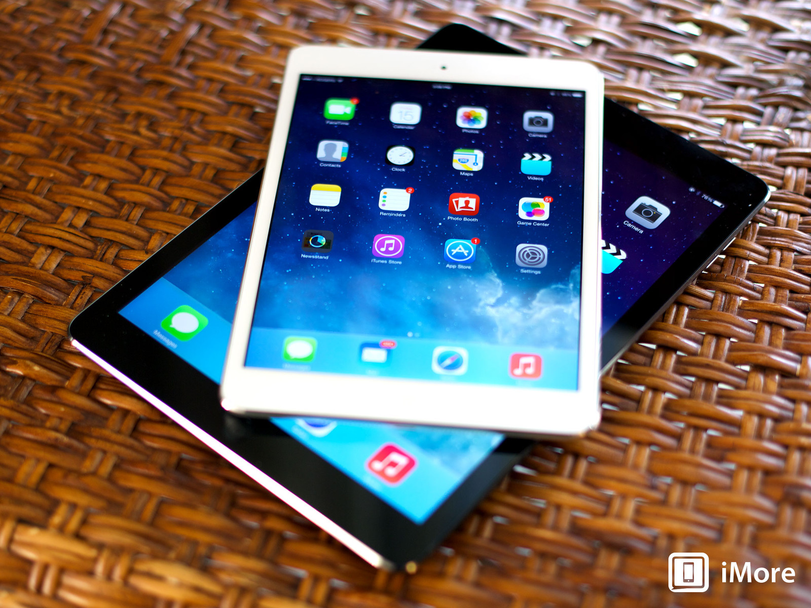 Apple iPad Mini and iPad Air