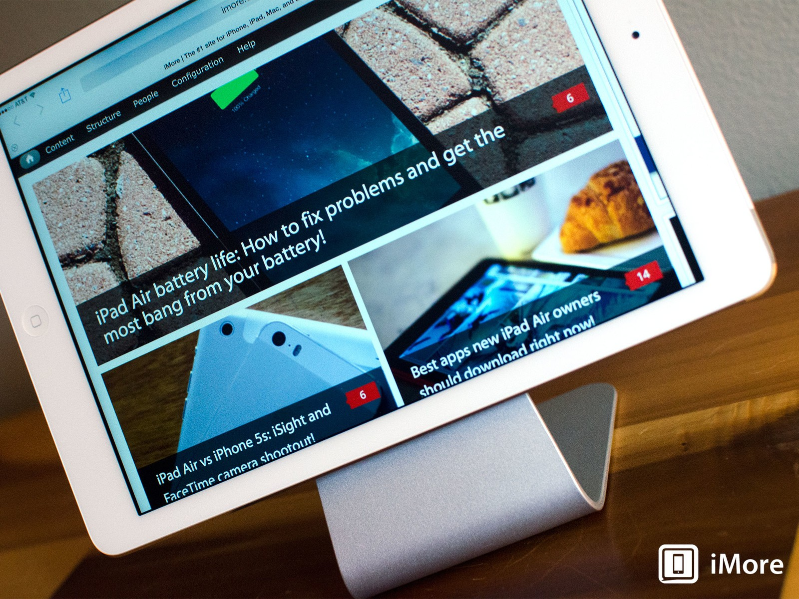 Slope by Dekke is the most magical iPad stand you\'ll ever own | iMore