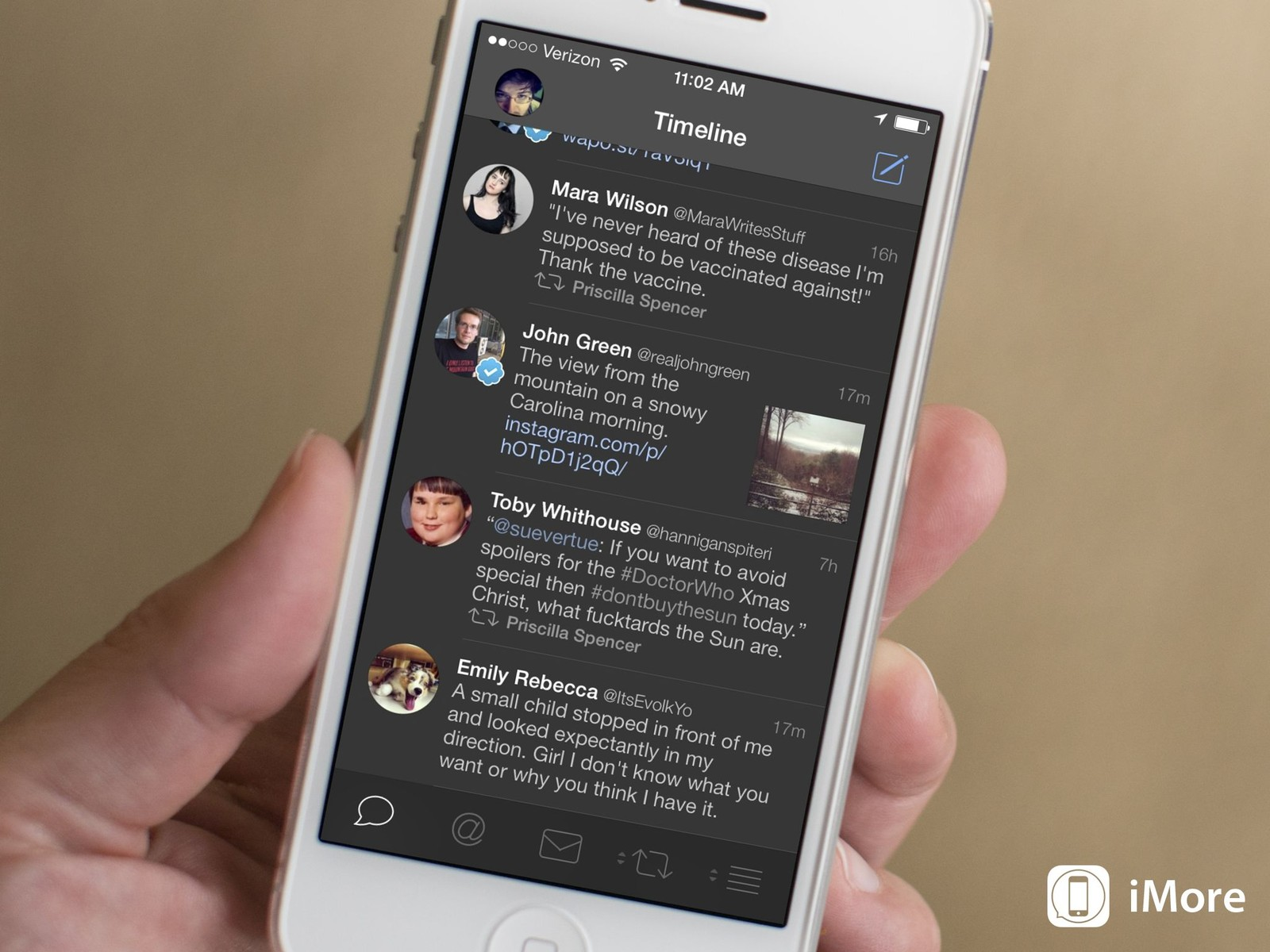New and updated apps: Vesper, Tweetbot, SKRWT, Acorn and more!