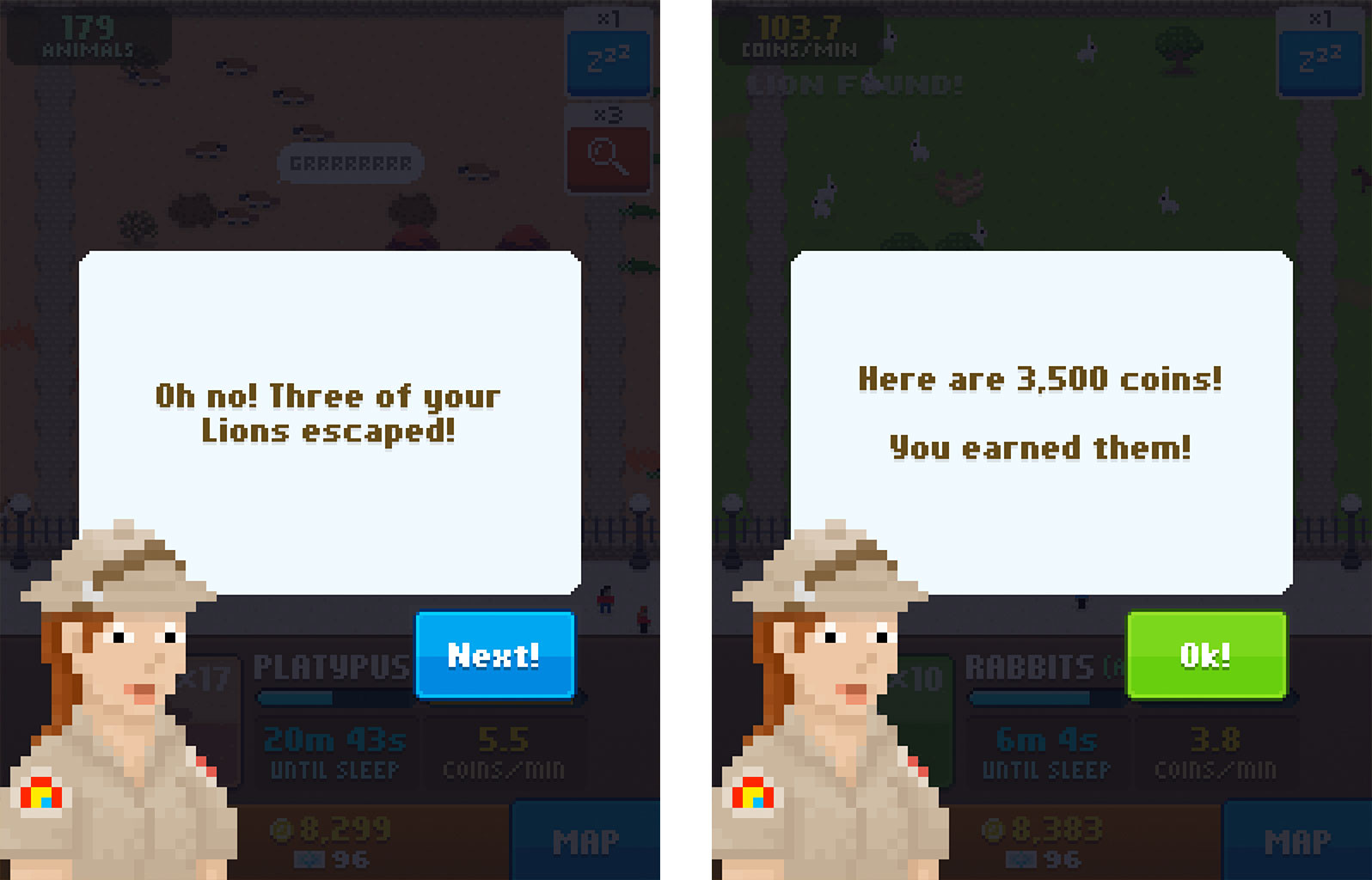 Disco Zoo: Top 10 tips and tricks to grow your animal population as fast as possible!