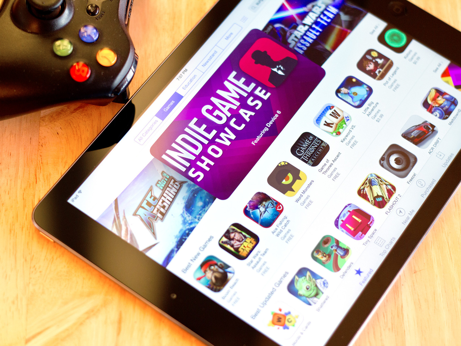 Best iOS games of March 2014