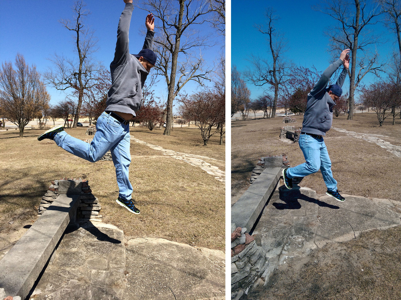 HTC One M8 vs. iPhone 5s: Motion capture