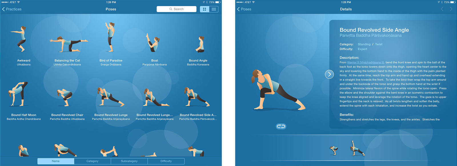 Best yoga apps for iPad: Pocket Yoga