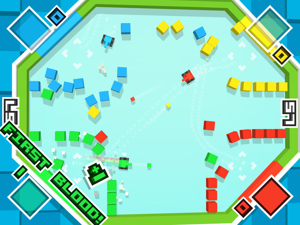 Tank of Tanks for iOS