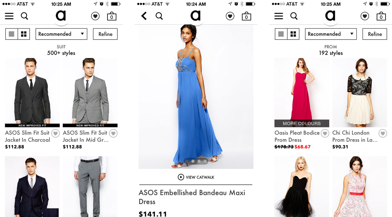 Best prom apps for iPhone: ASOS