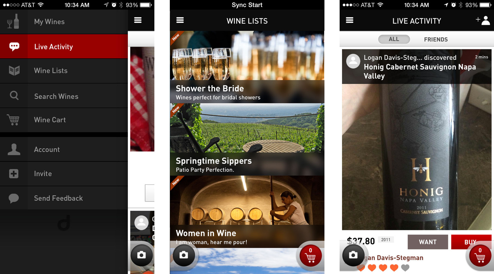 Best beer and wine apps for iPhone: Drync
