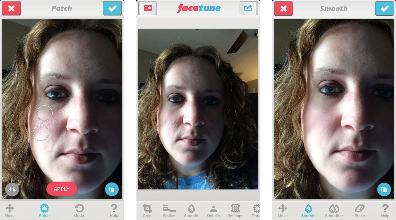 The best apps for taking great selfies on your iPhone: FaceTune