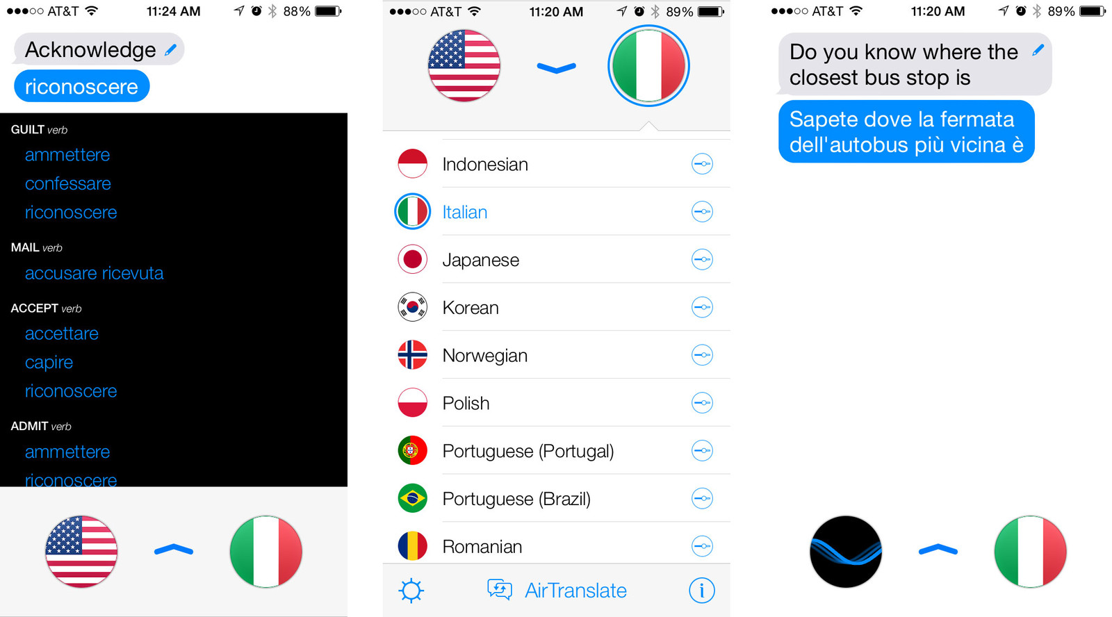 Best translation apps for iPhone: iTranslate Voice