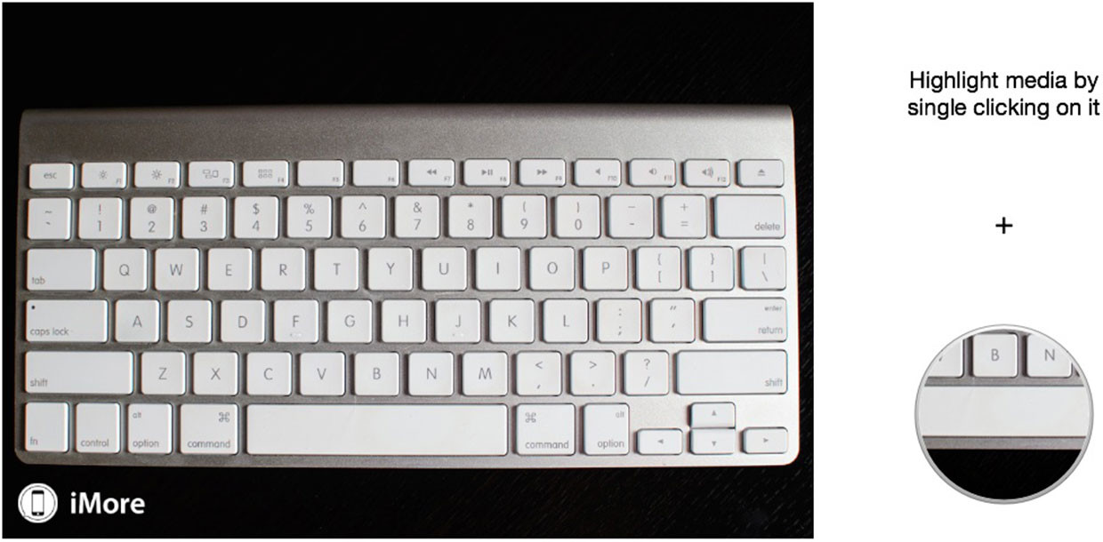 How to launch Quick Look with Mac keyboard