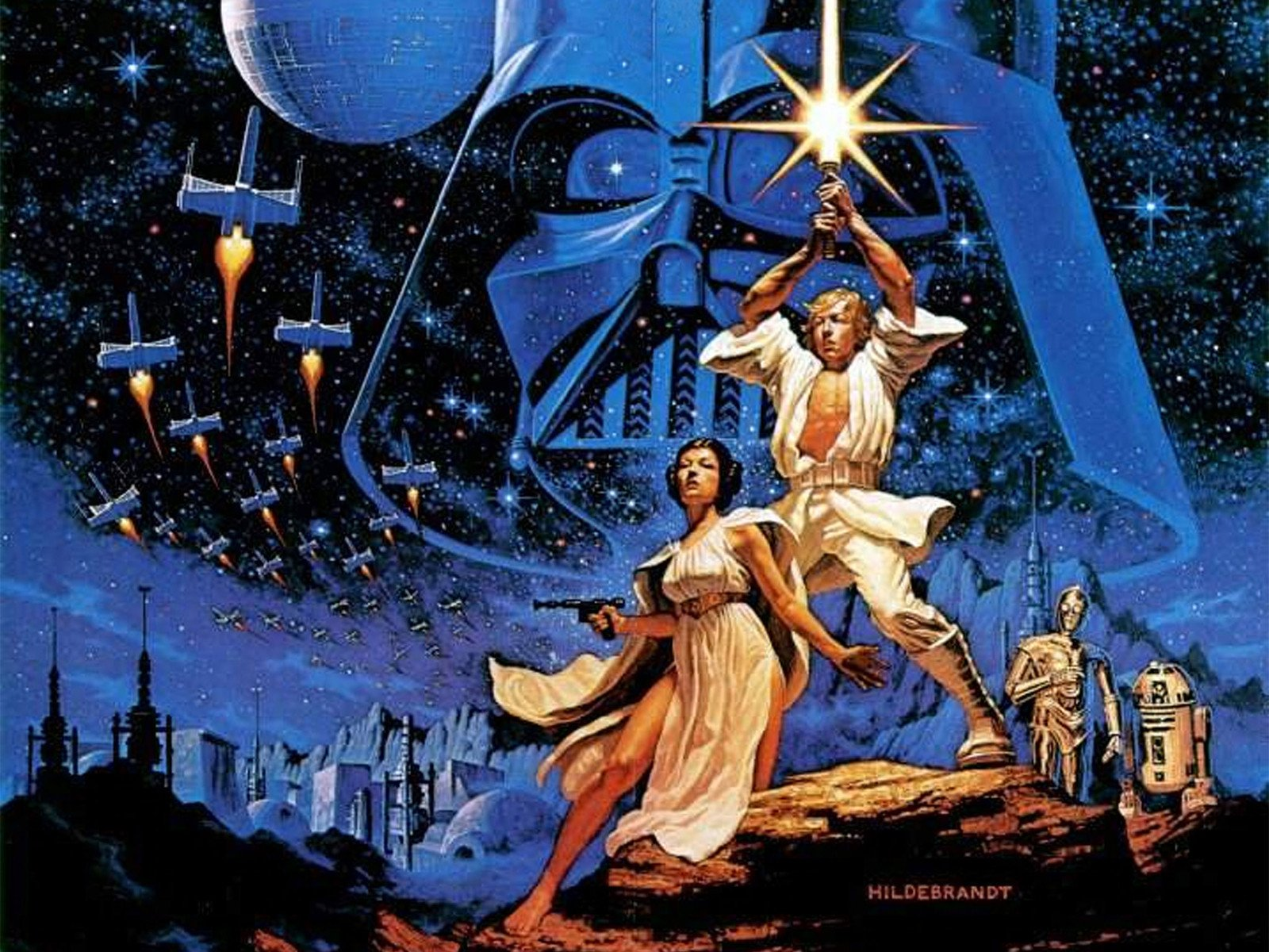 Review 1: The Future of Star Wars