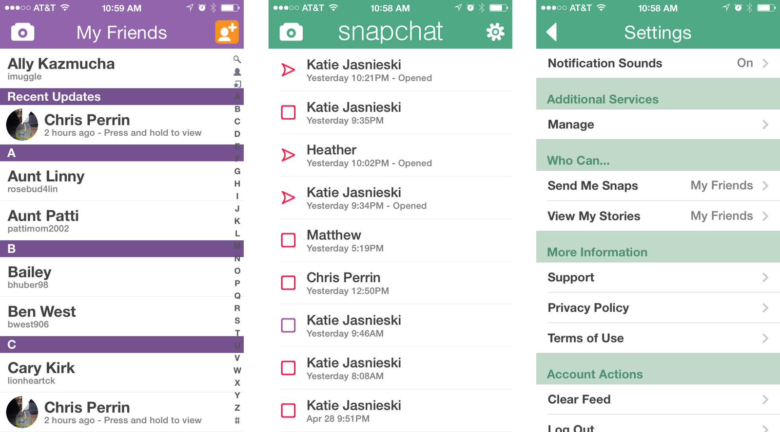 Best prom apps for iPhone: Snatchat