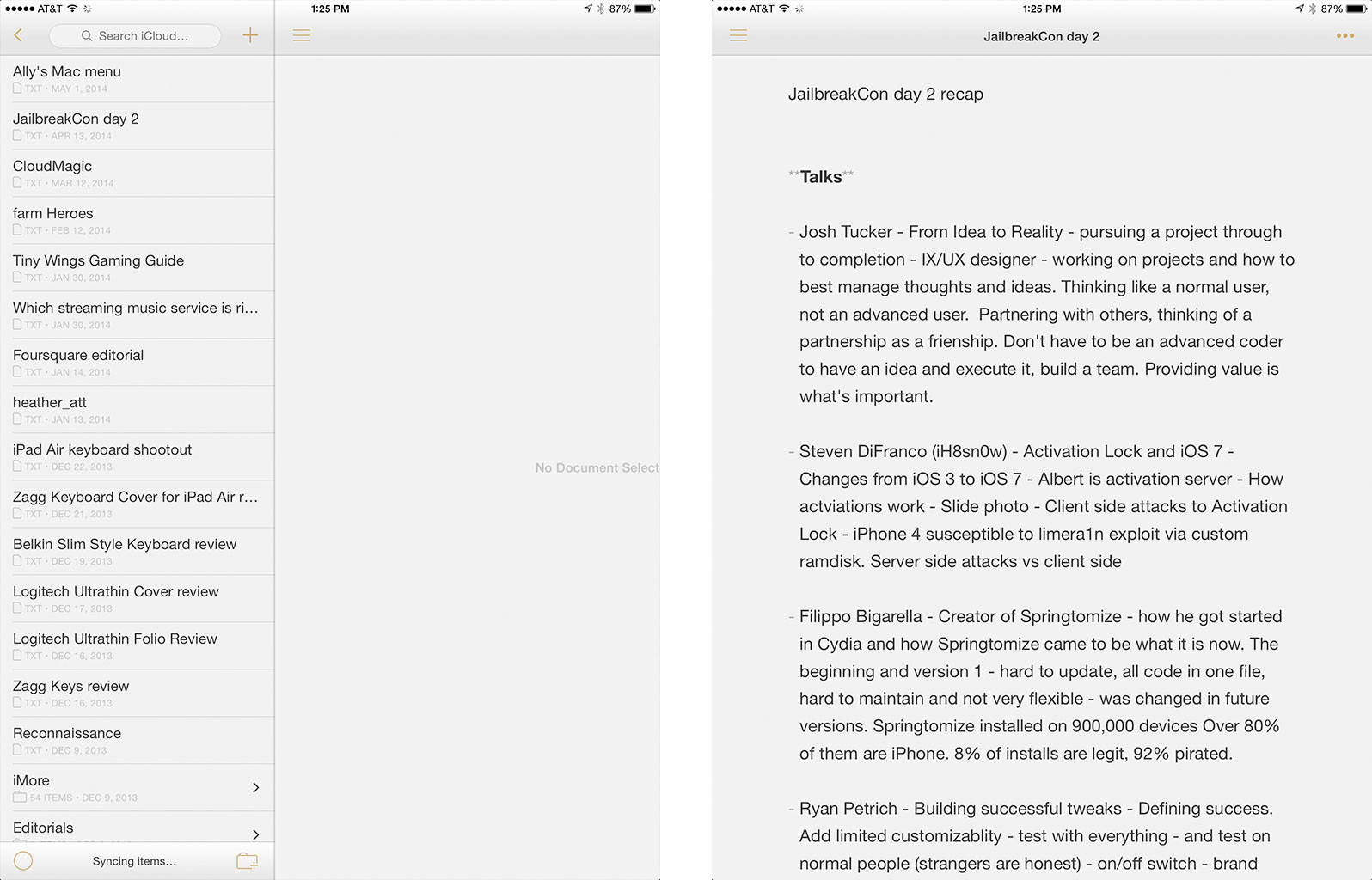 Best text editing apps for iPad: Byword