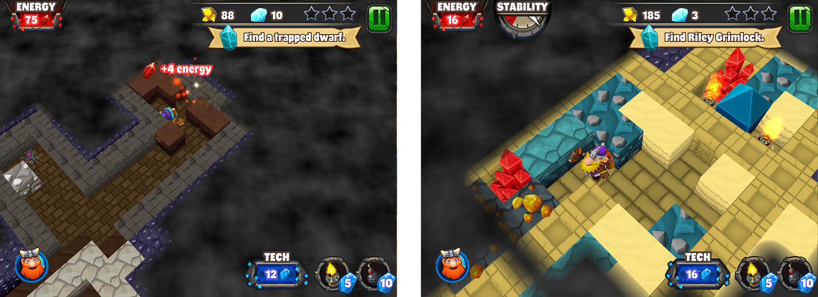 Dwarven Den: Top 10 tips, hints, and cheats to blazing a path to buried treasure!