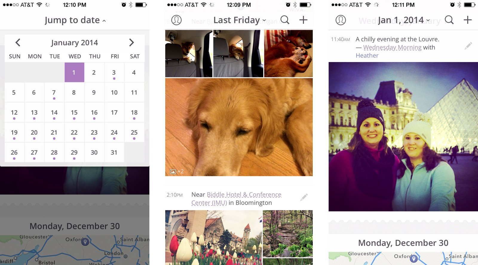 Best journaling apps for iPhone and iPad: Heyday