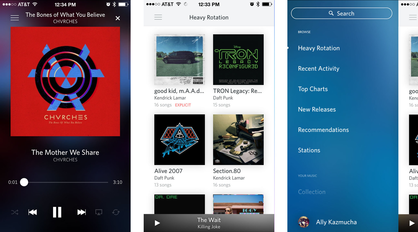 Best streaming music apps for iPhone: Rdio