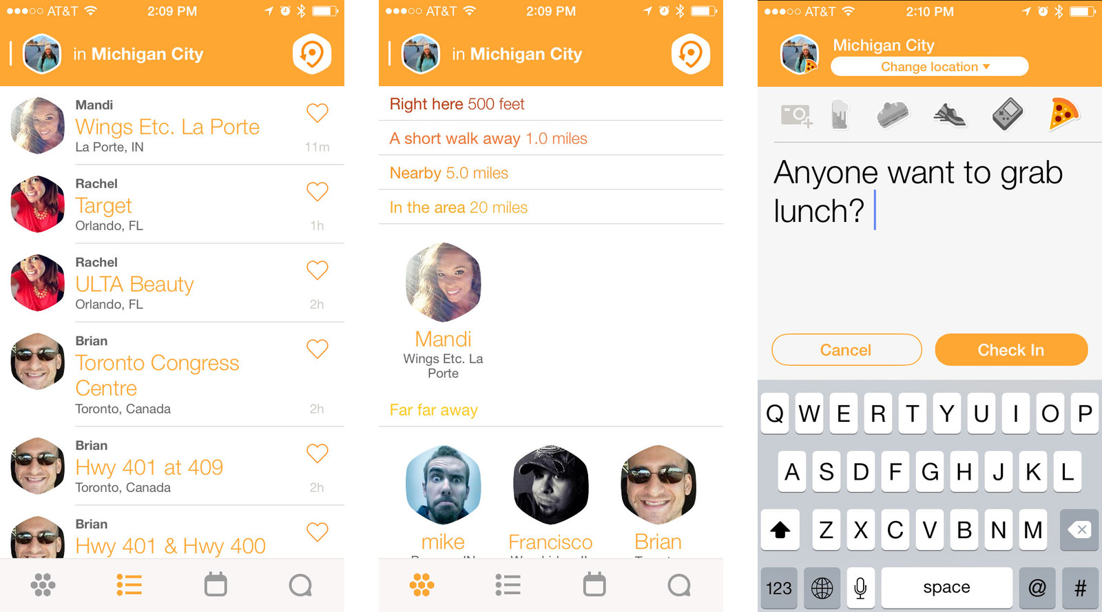 Best Memorial Day apps for iPhone and iPad: Swarm by Foursquare
