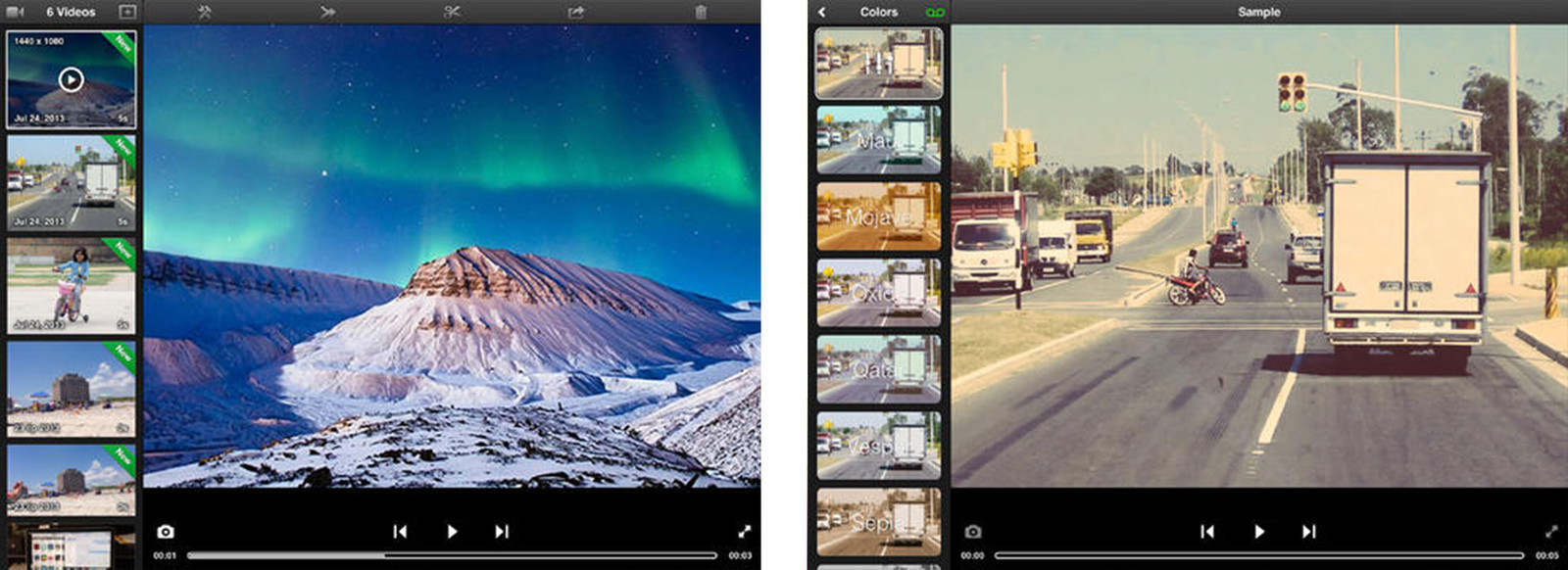 Best video editing apps for iPad: Videon