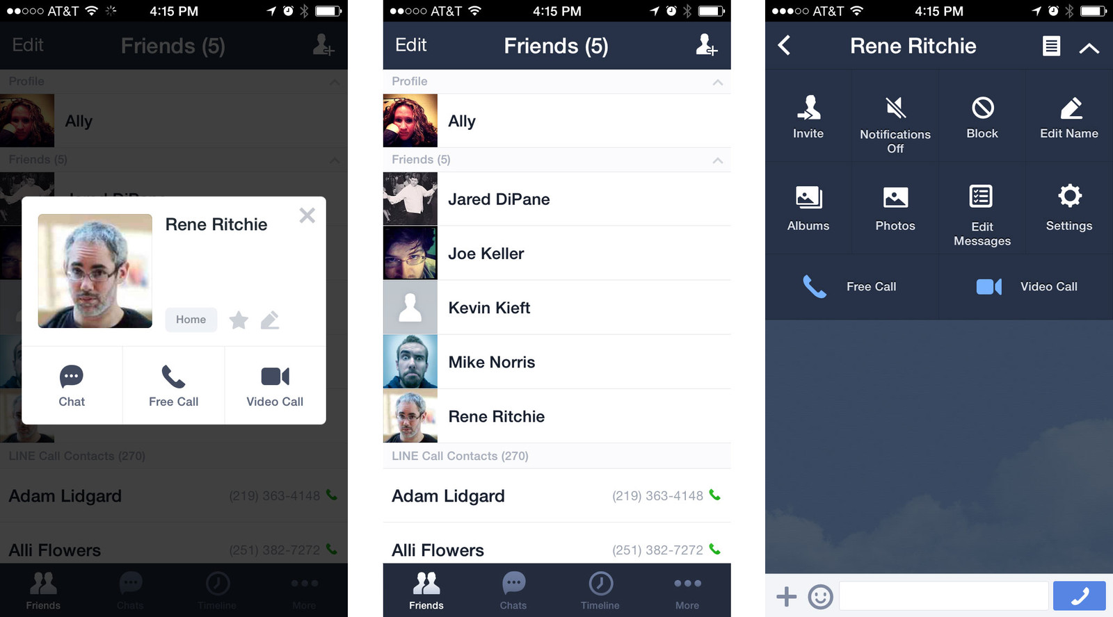 Best messaging apps for iPhone: LINE