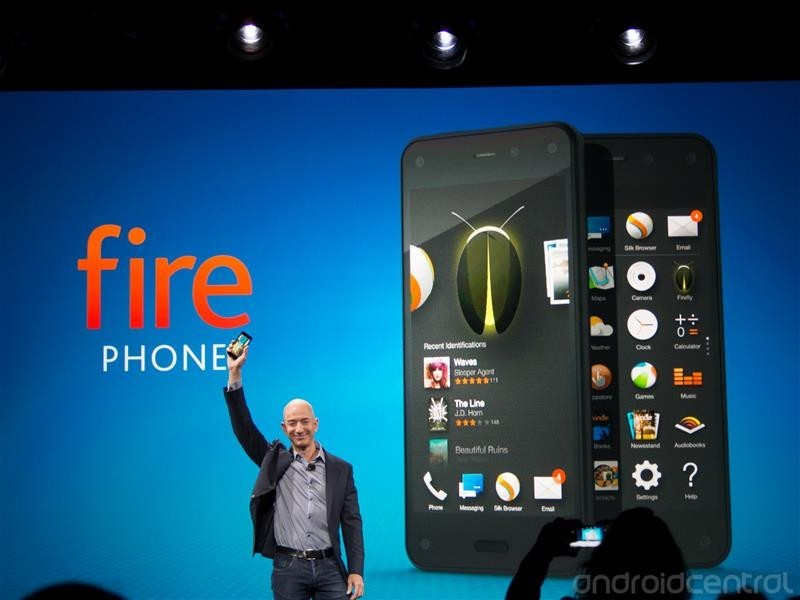 Amazon announces perplexing Fire Phone, matters nothing for Apple and iPhone