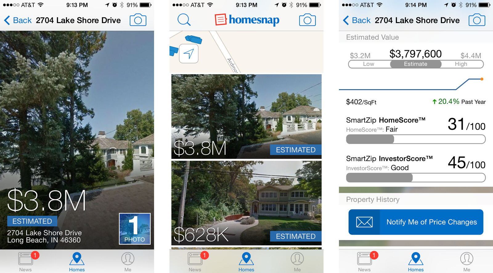 Best home buyer apps for iPhone: Homesnap