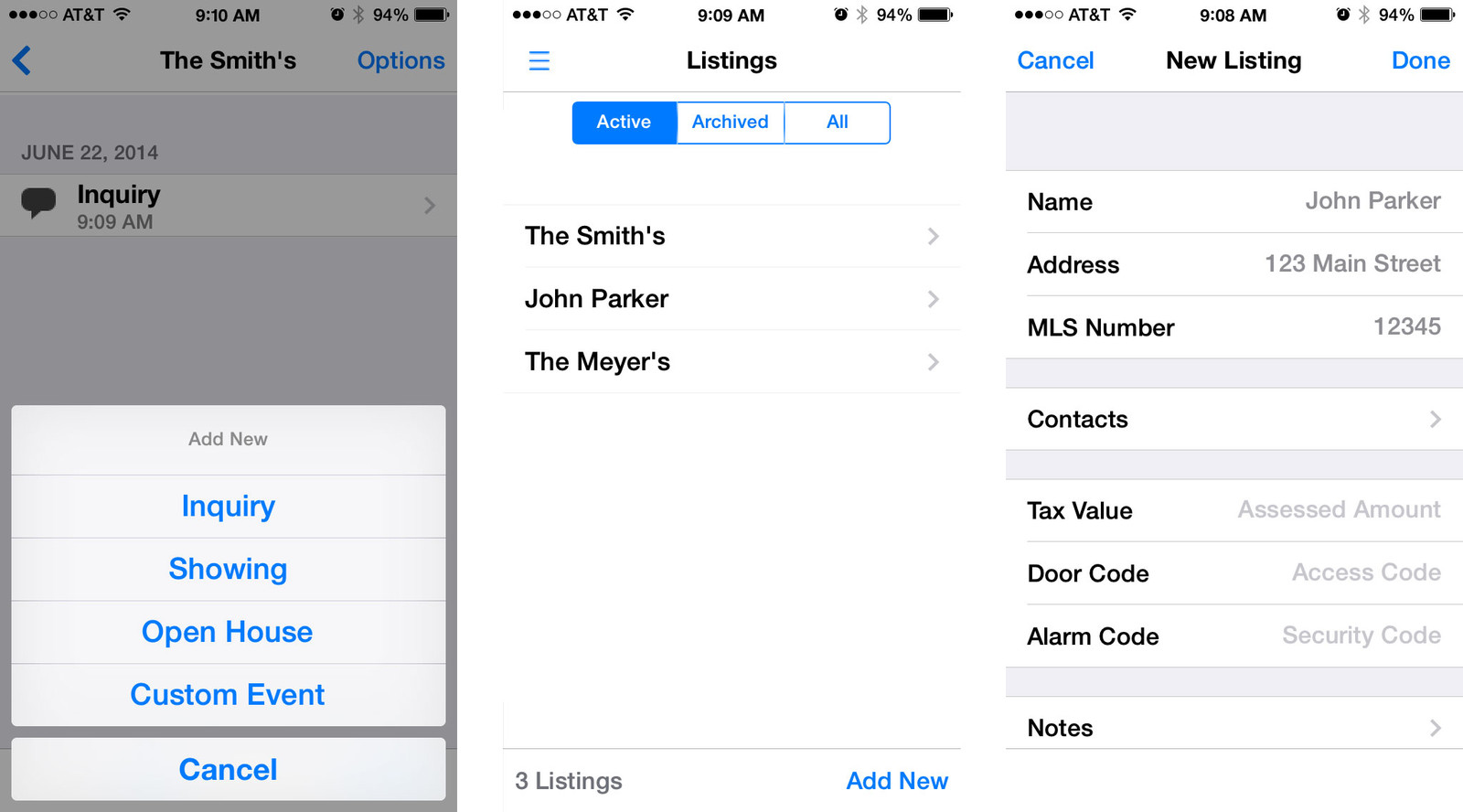 Best iPhone apps for realtors: Listings+