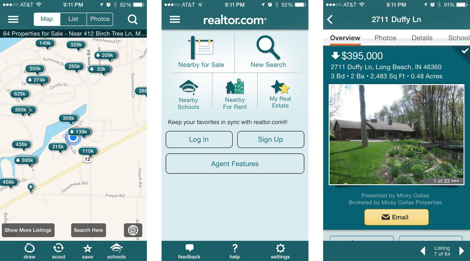 Best home buyer apps for iPhone: Realtor.com
