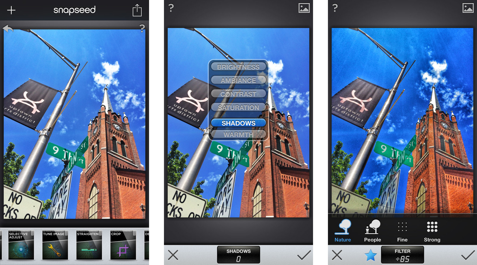 Best photo editing apps for iPhone: Snapseed