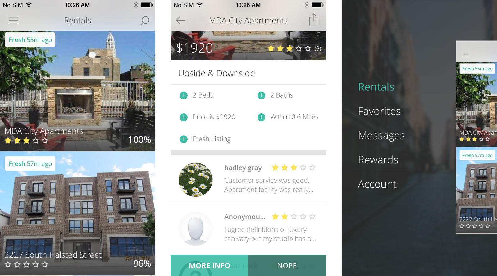 Best apartment and home rental apps for iPhone: Comfy
