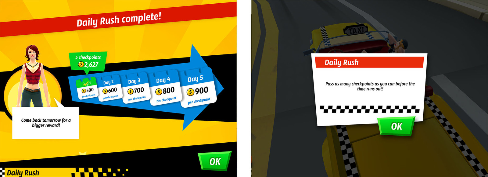 Crazy Taxi: City Rush: Top 10 tips, hints, and cheats you need to know!
