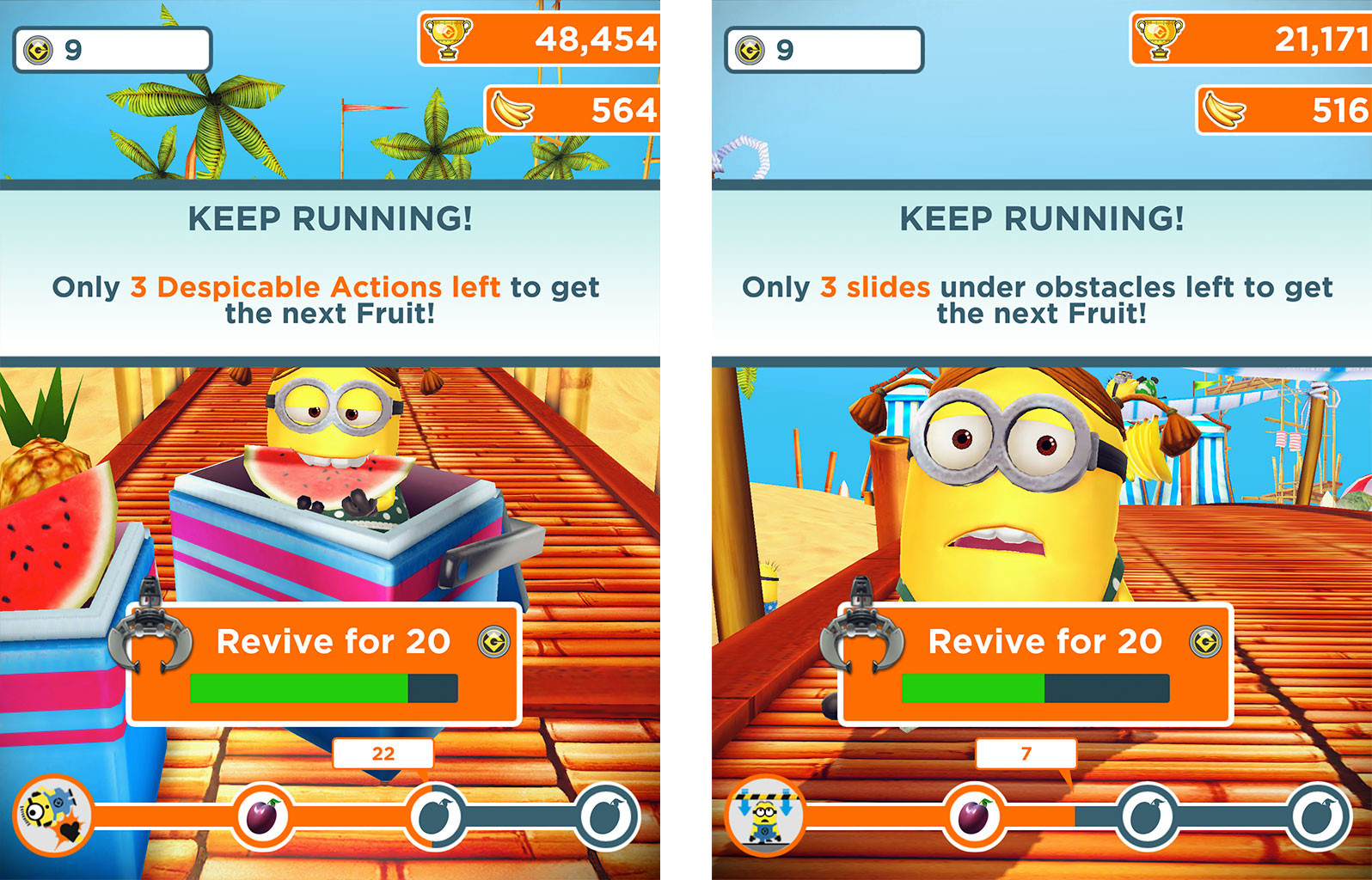Apple News: Despicable Me: Minion Rush tips, tricks, and cheats