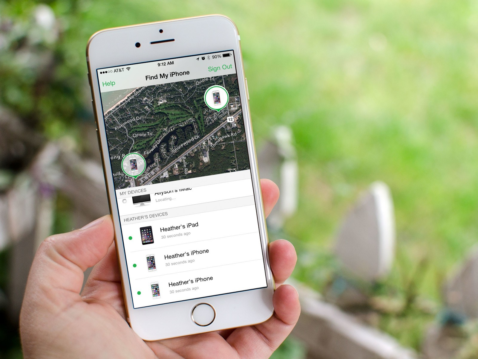 How to use Family Sharing with Find My iPhone