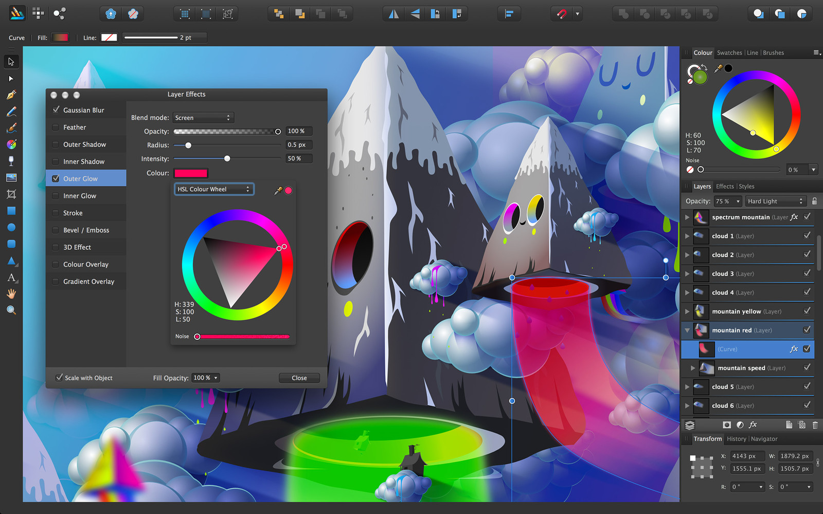 Affinity Designer Is A New Graphics Design Suite Available