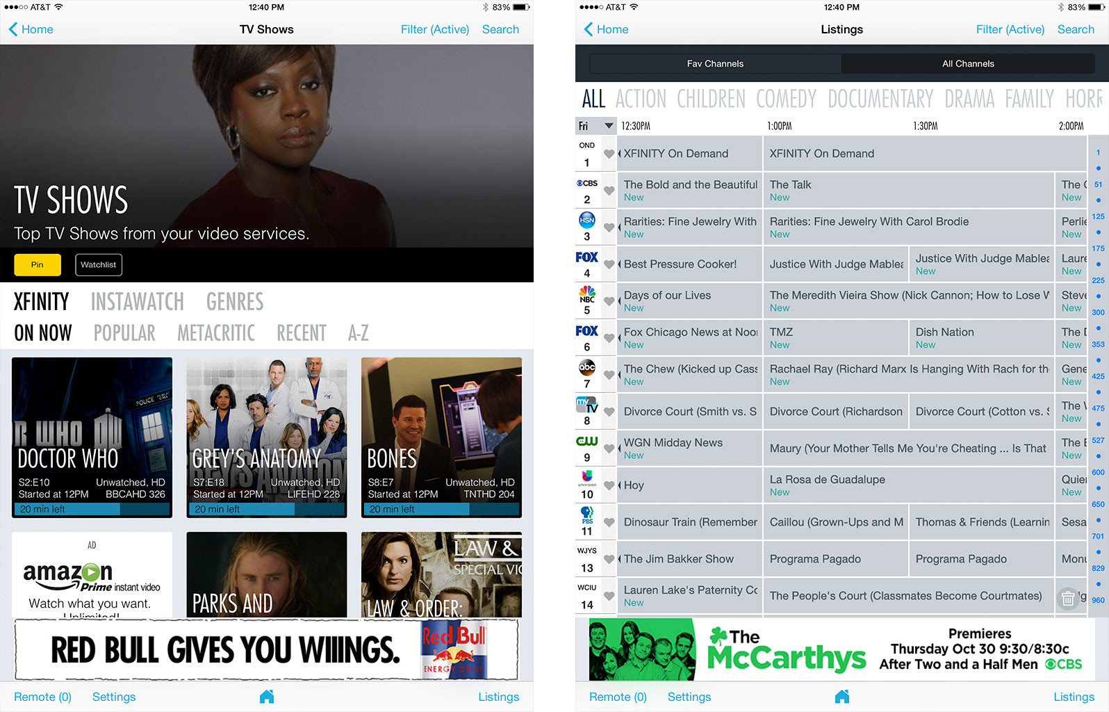 Best iPad apps for TV watchers: BuddyTV