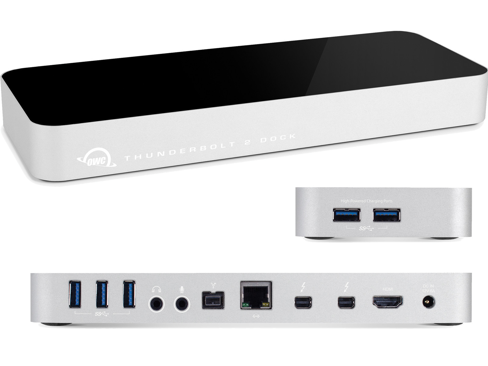 Owc S Upcoming Thunderbolt 2 Dock Puts All Other Docks To