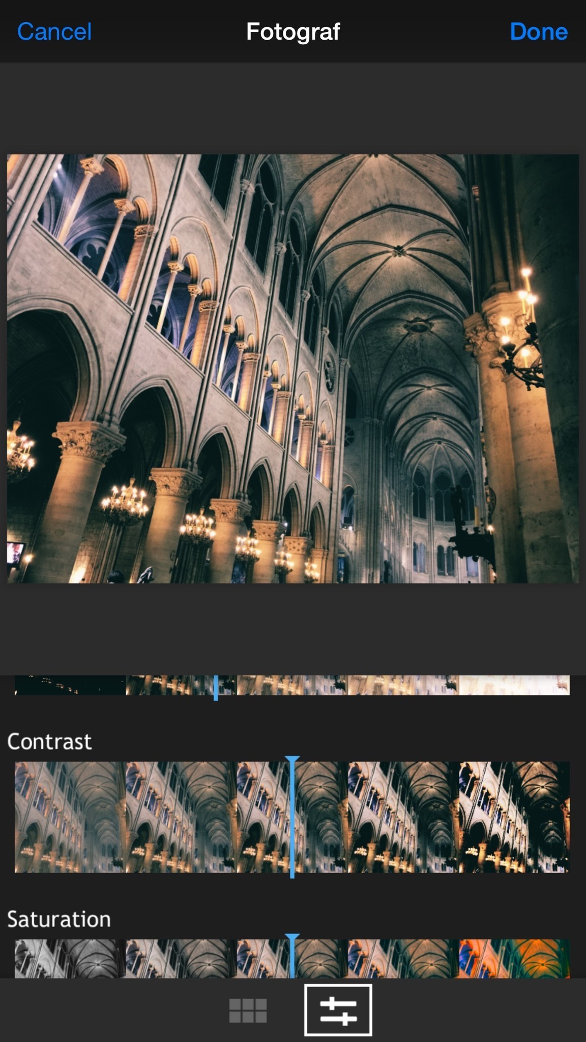 Best photo extension apps for iPhone: Fotograf