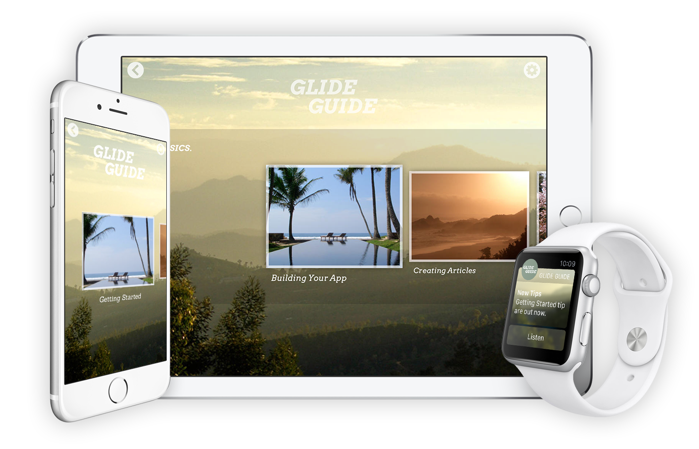 Kickstarter project 'Glide' brings drag-and-drop development to iOS apps