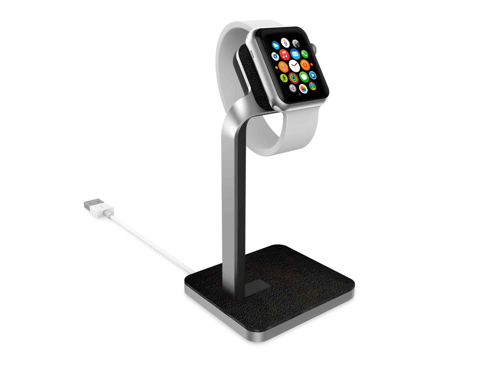 Mophie takes the wraps off of 'Watch Dock' charging stand for Apple Watch