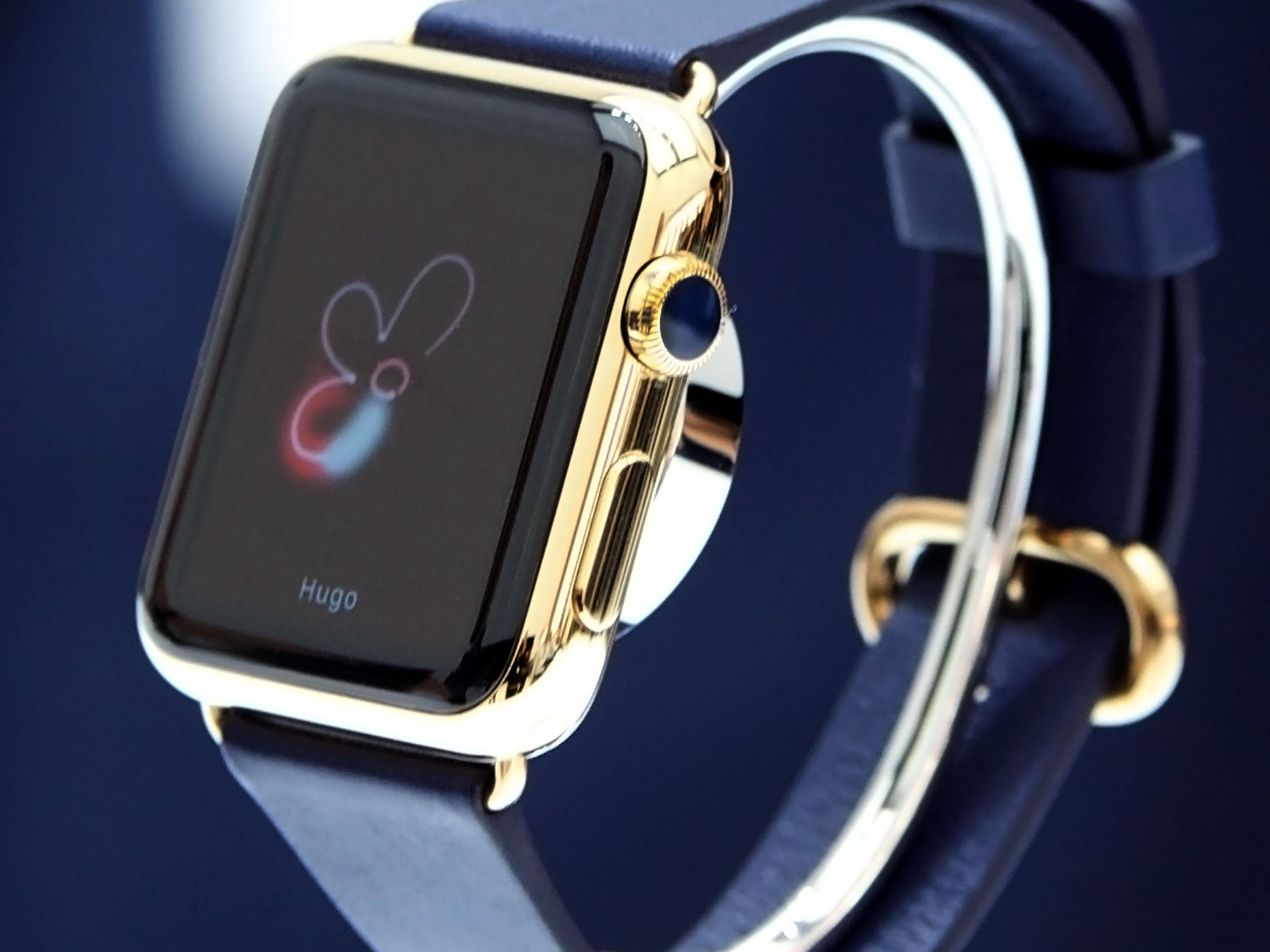 Apple Watch Edition at September 2014 event
