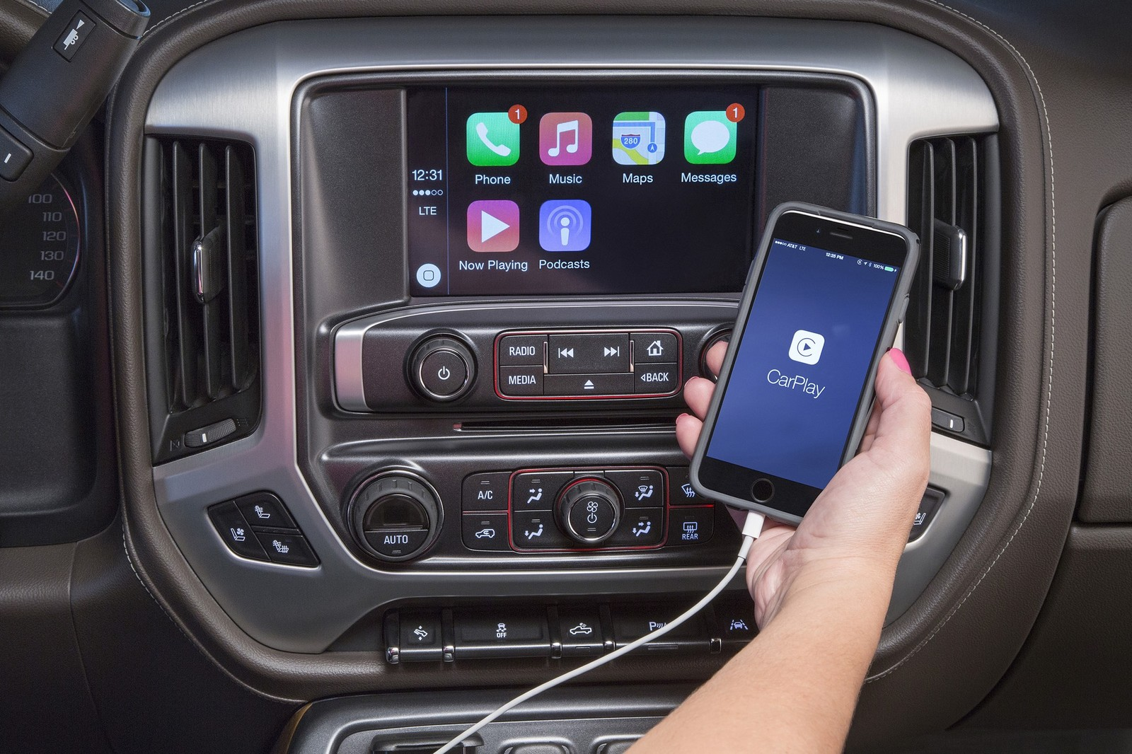 CarPlay support announced for select 2016 GMC and Buick models