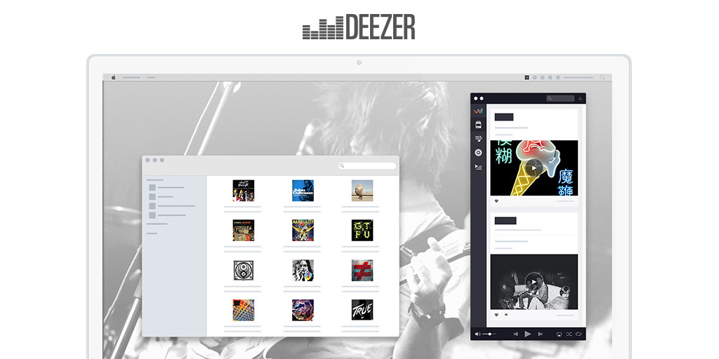 Deezer Mac refresh