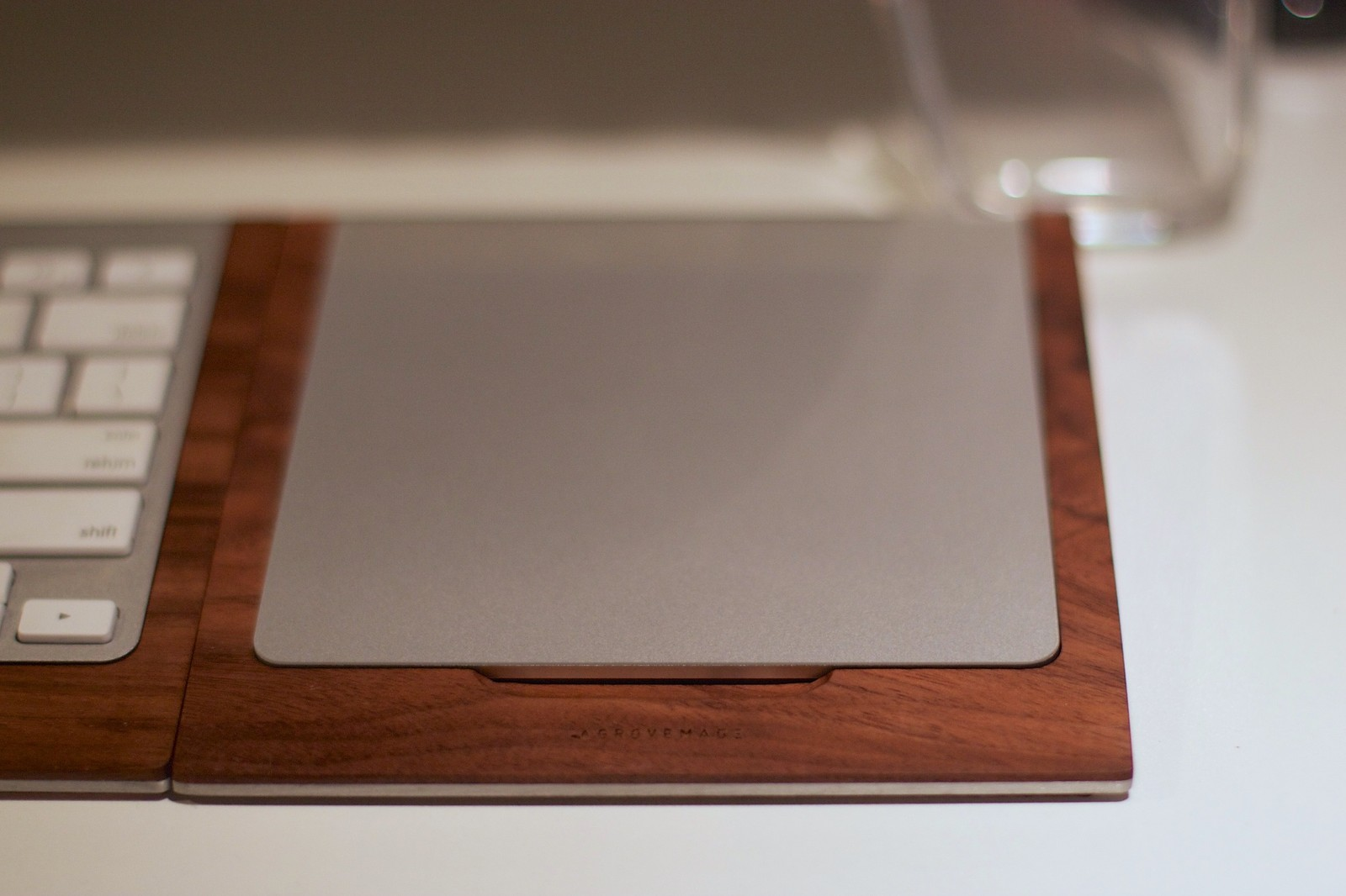 Grovemade Keyboard Tray And Trackpad Tray For Mac Review Imore