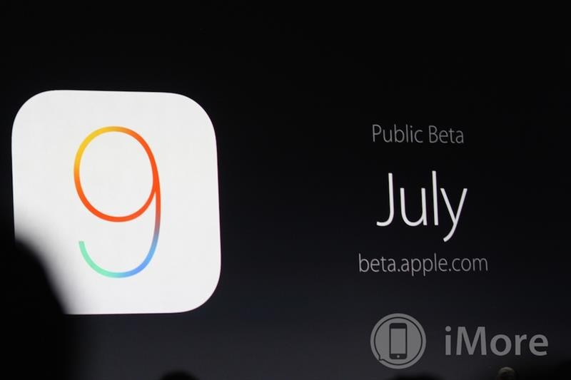 Apple launches its public beta program for iOS 9