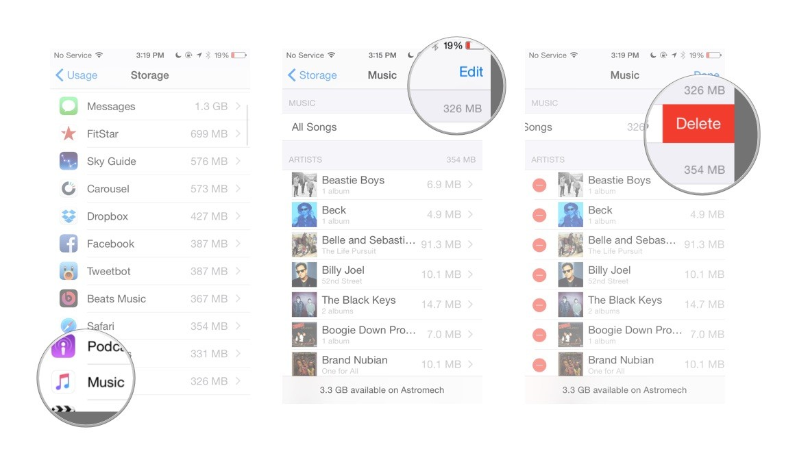delete songs from iphone how to delete all locally stored from your iphone 2170