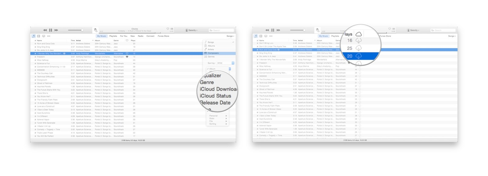 How to add a song from Apple Music to iCloud Music Library