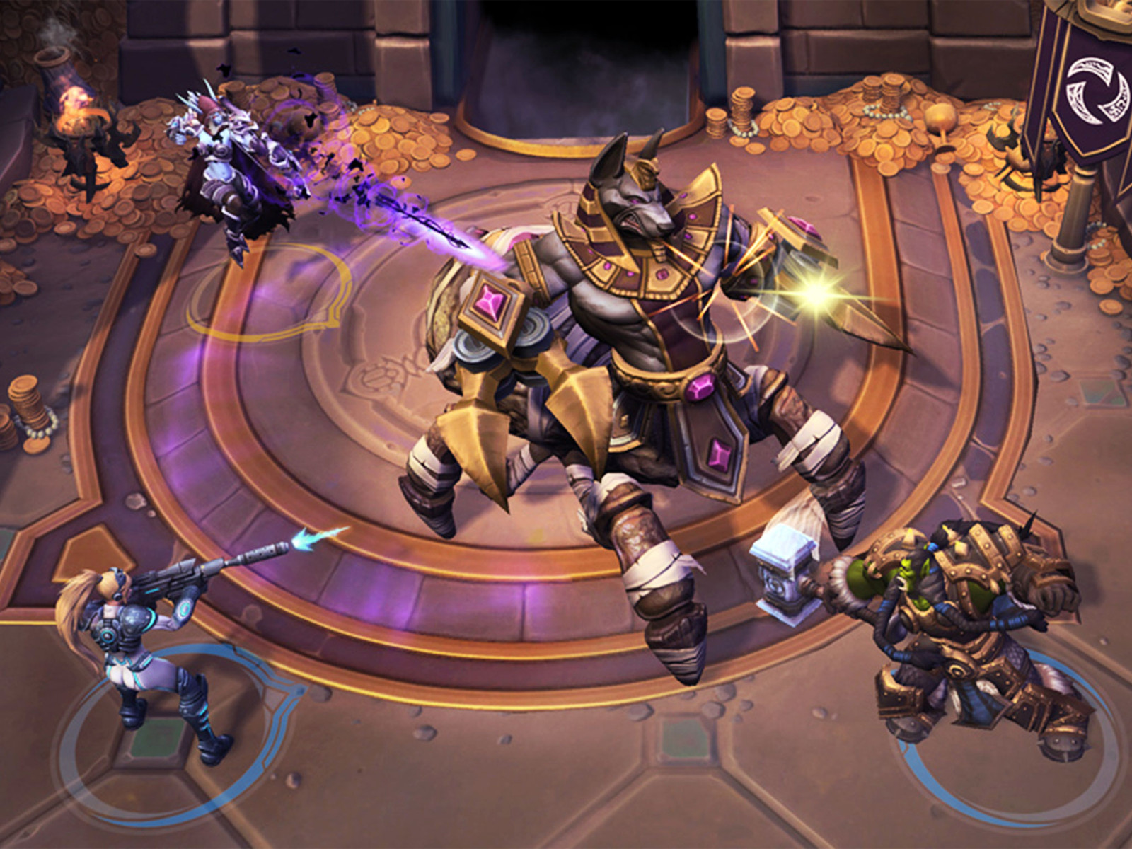 Heroes of the Storm: Tips and tricks on collecting gold fast without handing Blizzard your wallet