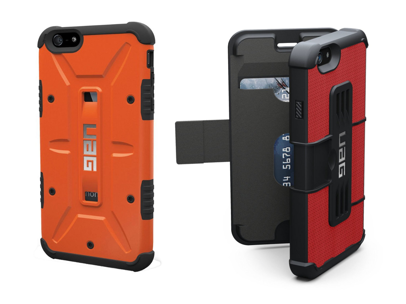 Best Rugged And Extreme Duty Iphone 5s 5c Cases Available Now 5 Urban Armor Gear Aero