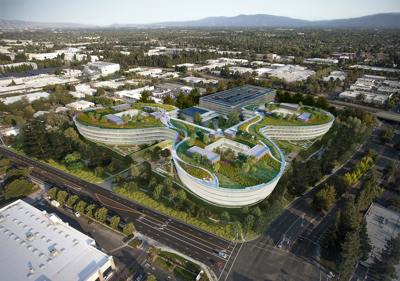 Apple reportedly inks deal to lease huge campus in Sunnyvale