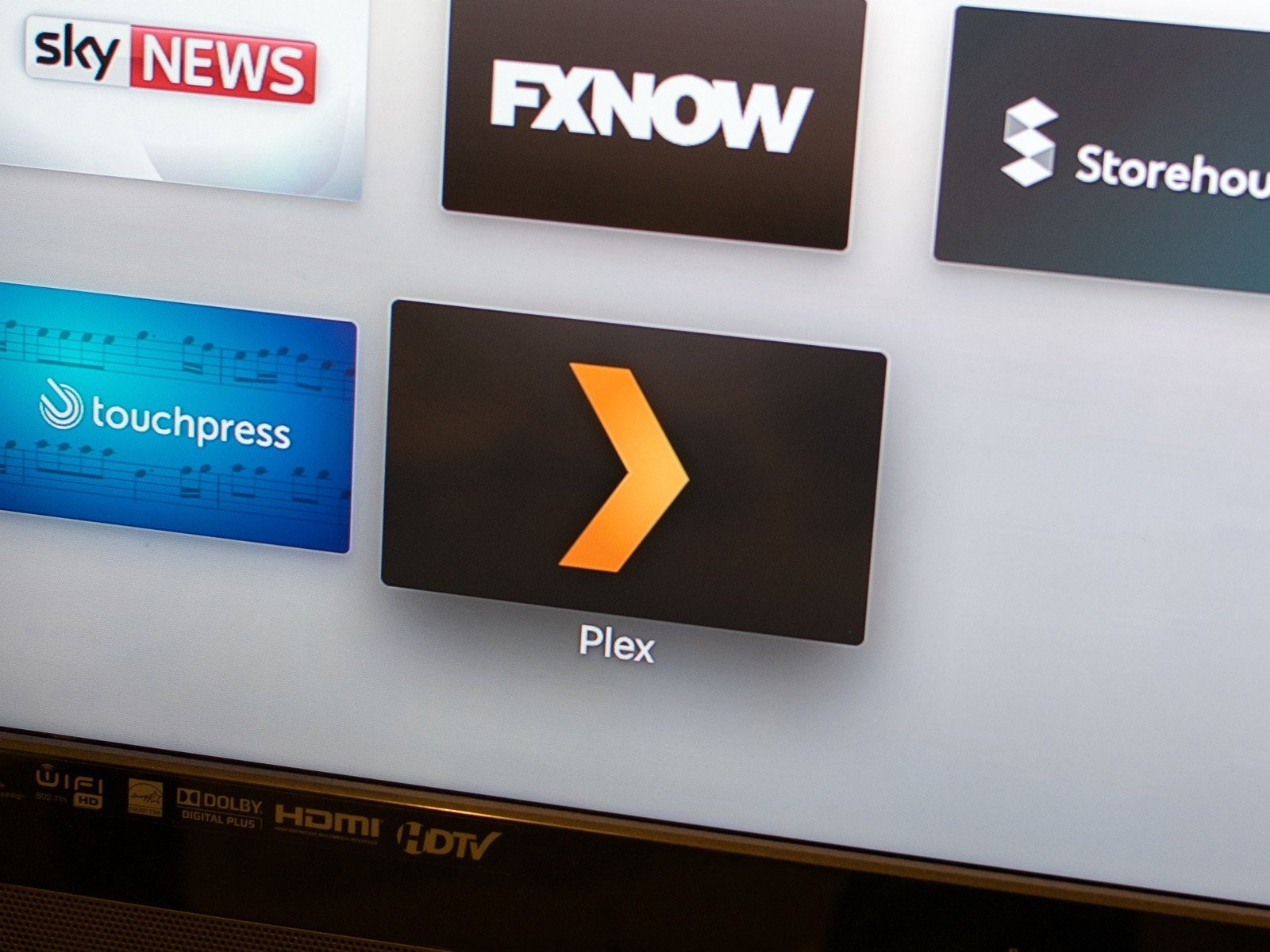 Plex on Apple TV